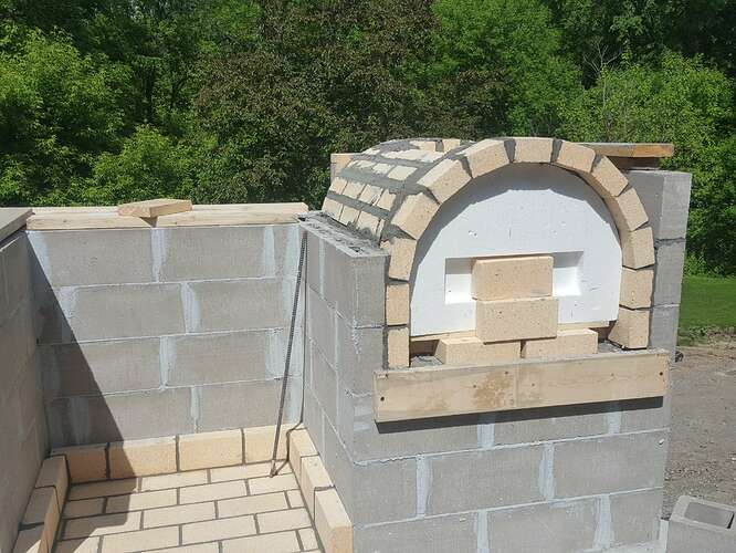 Outdoor Fireplace Plans (3)