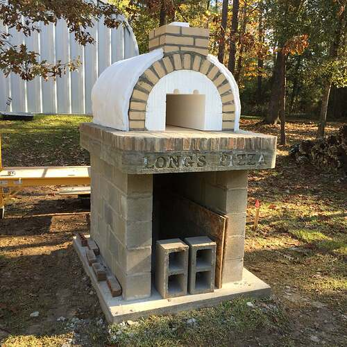 How To Build a Brick Oven (23)