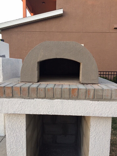 Outdoor Fireplace Pizza Oven Kits (12)