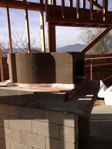 Outdoor Kitchen With Pizza Oven (5)