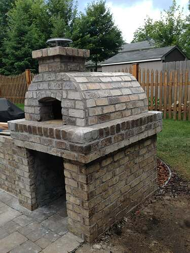 Outdoor Wood Burning Oven (21)