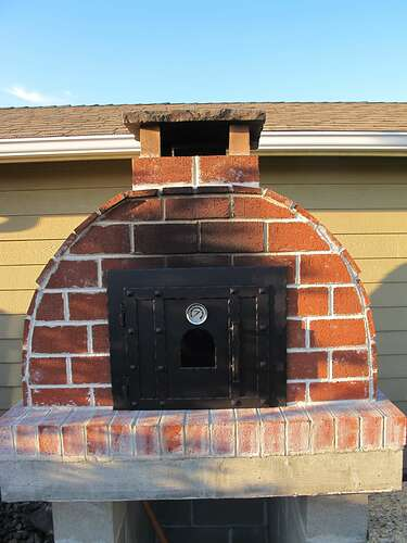 How To Pizza Oven Build (24)