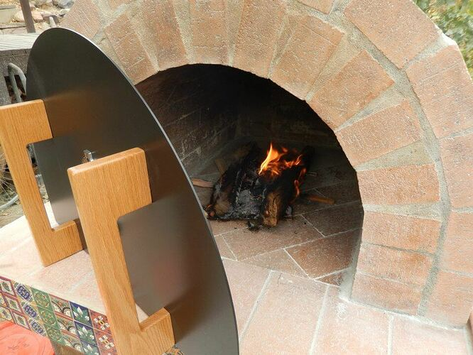Build Your Own Brick Pizza Oven (36)