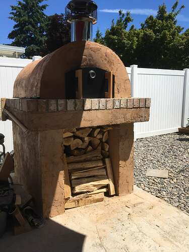 Build Your Own Outdoor Pizza Oven (23)
