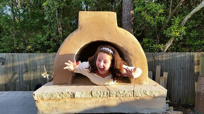 DIY Wood Fired Oven (20)