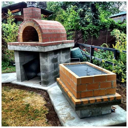 How To Build Pizza Oven (25)