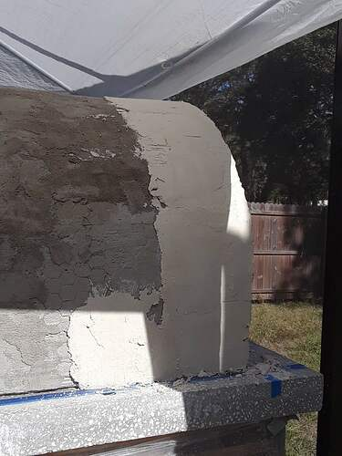 Building A Pizza Oven (176)
