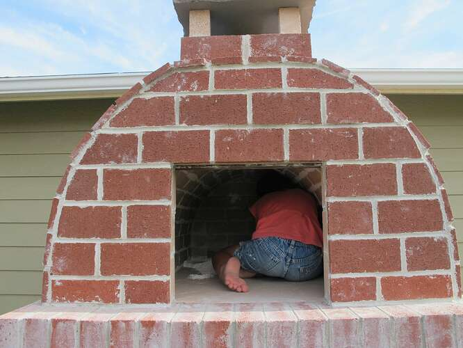 How To Pizza Oven Build (23)