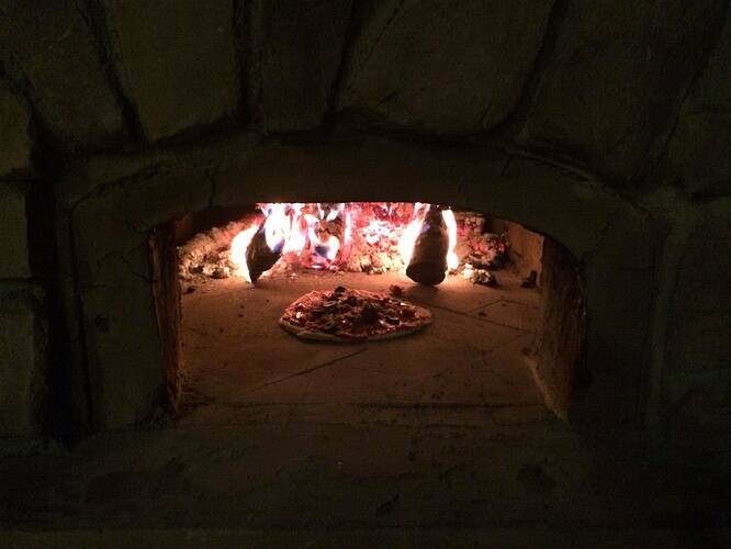 How To Build A Wood Fired Oven (31)