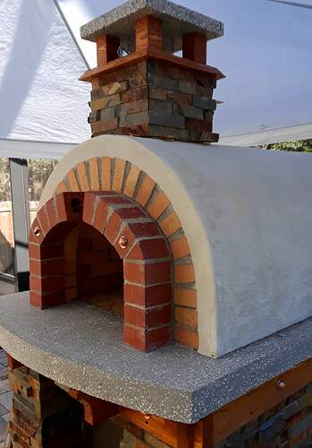 Building A Pizza Oven (187)