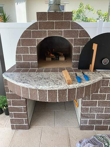 Combination Grill Smoker Pizza Oven (7)