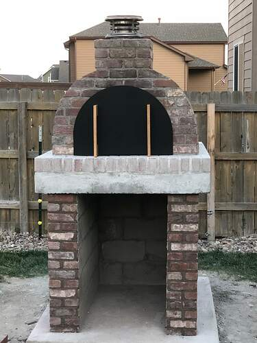 Building An Outdoor Wood Fired Oven