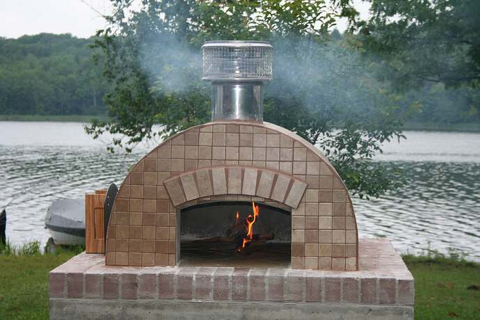 Outdoor Pizza Oven Kits (38)