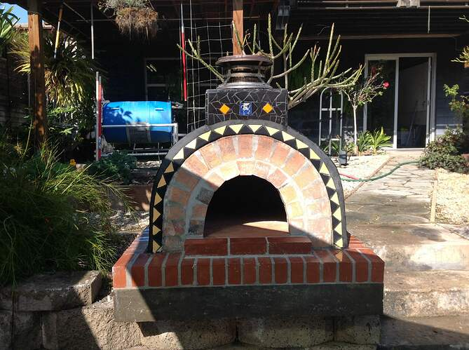 Outdoor Wood Fired Oven (52)