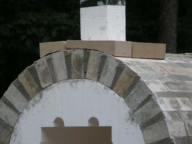 How To Make An Outdoor Pizza Oven (32)