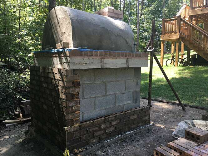 Wood Fired Brick Oven (68)