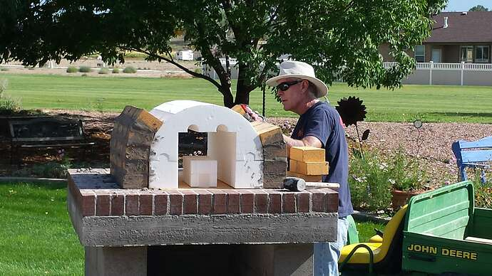 Make Your Own Pizza Oven (11)