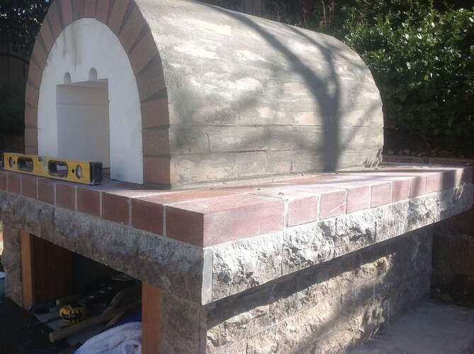 Build A Pizza Oven (11)