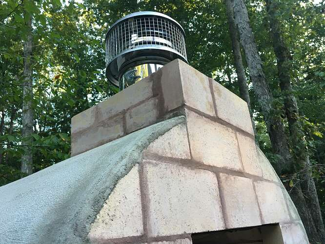 Wood Fired Brick Oven (96)