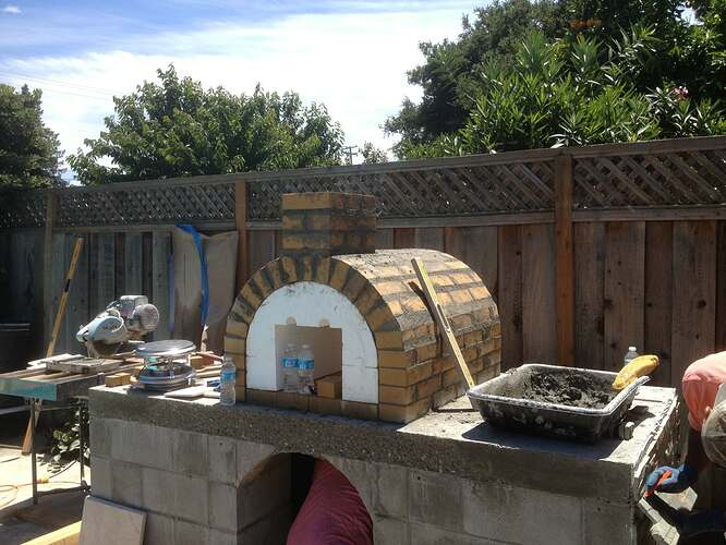 Outdoor Gas Pizza Oven (24)