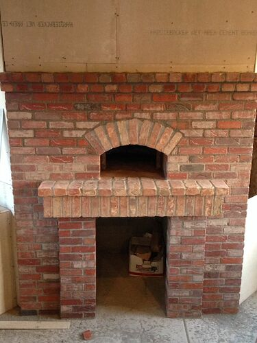 Outdoor Kitchen With Pizza Oven (9)