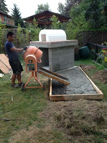 How To Build Pizza Oven (8)