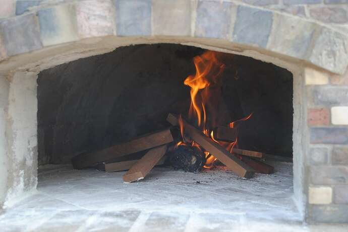 Outdoor Wood Fired Pizza Oven (54)