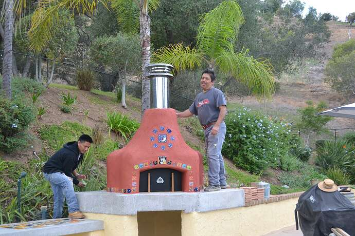 Wood Fire Pizza Oven (75)
