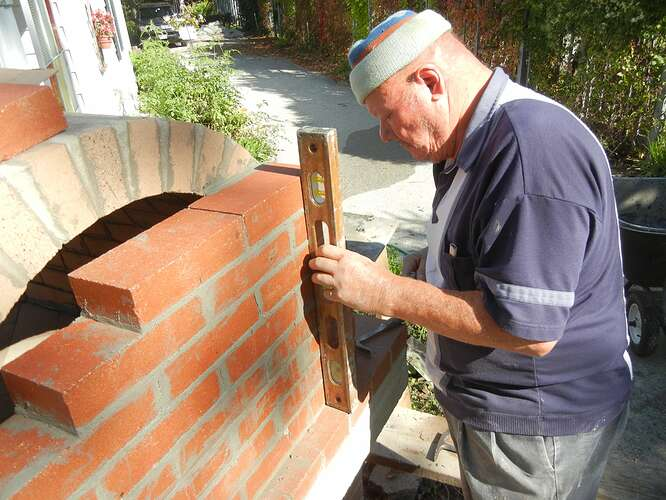 How To Build A Pizza Oven (2)