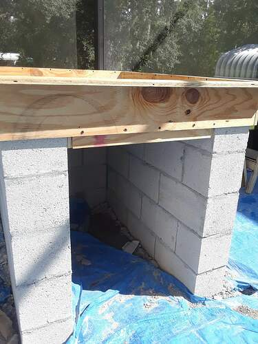 Building A Pizza Oven (12)