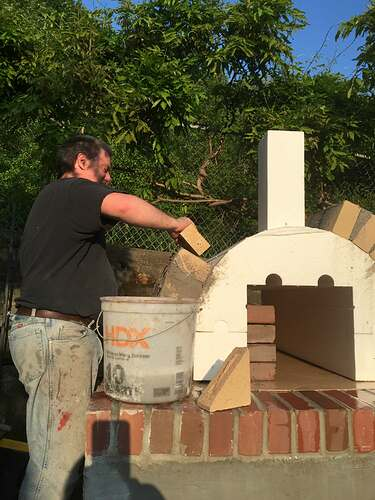 Garden Wood Fired Pizza Oven (47)