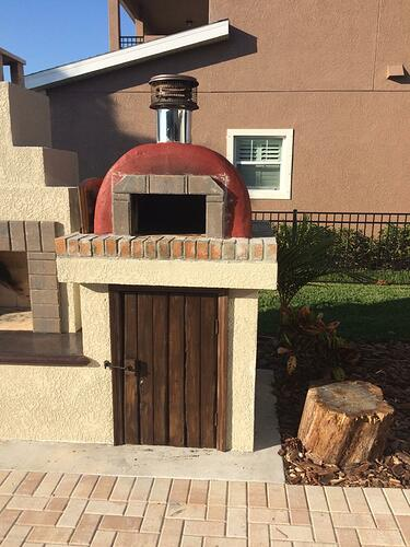 Outdoor Fireplace Pizza Oven Kits (20)