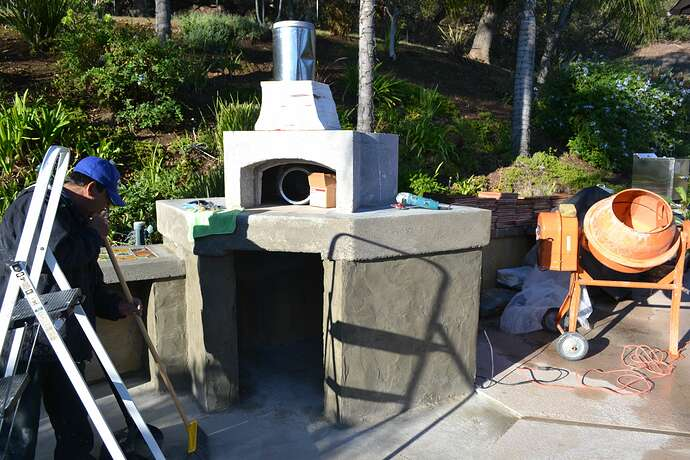 Wood Fire Pizza Oven (43)