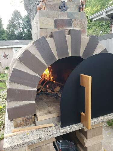 Brick Oven Pizza At Home (8)