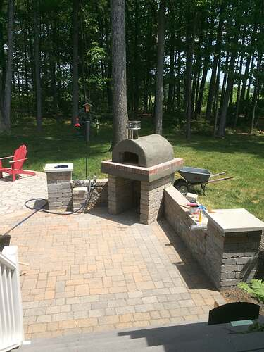 Do It Yourself Pizza Oven (25)
