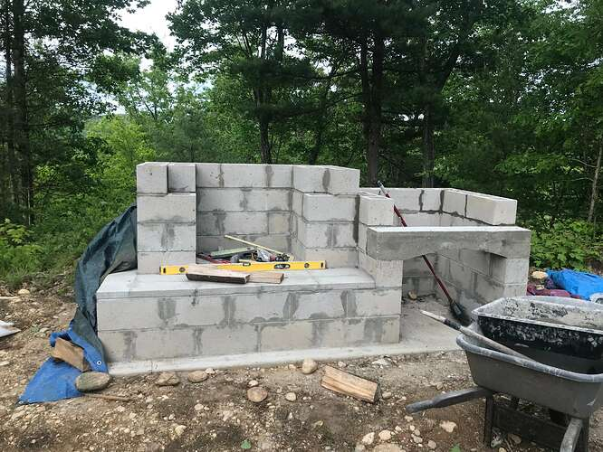 Small Outdoor Fireplace (5)