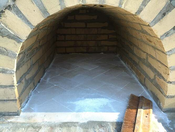 How To Build a Brick Oven (27)