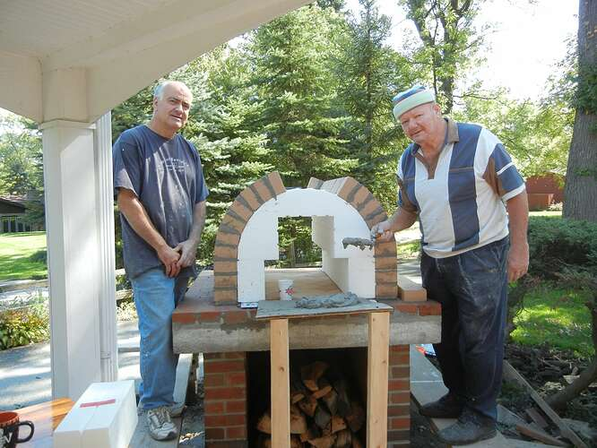 How To Build A Pizza Oven (1)