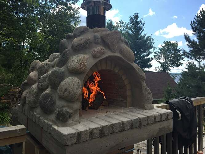Outdoor Stone Oven (2)