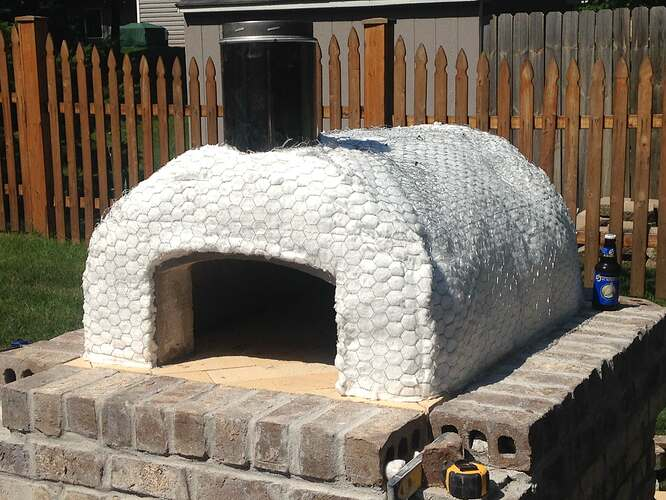 Outdoor Wood Burning Oven (17)