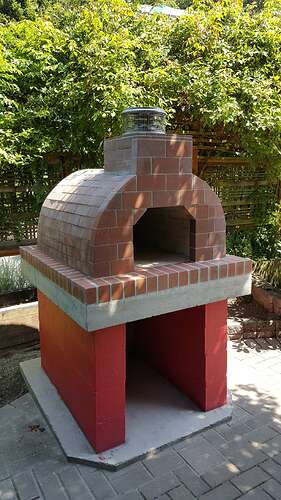 Wood Pizza Oven (21)