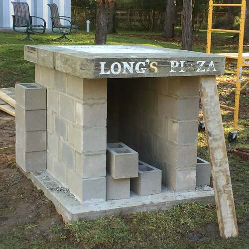 How To Build a Brick Oven (9)
