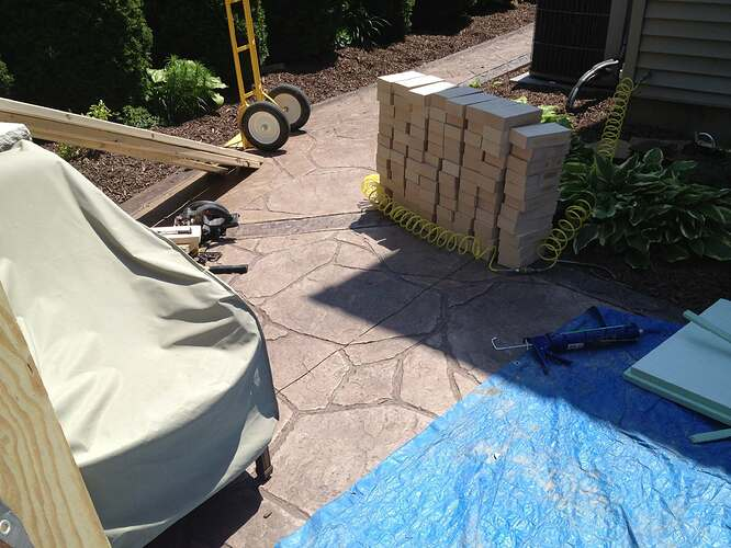 How To Build An Outdoor Brick Oven (20)