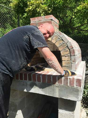 Garden Wood Fired Pizza Oven (56)