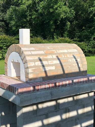 How To Build a Pizza Oven at Home (35)
