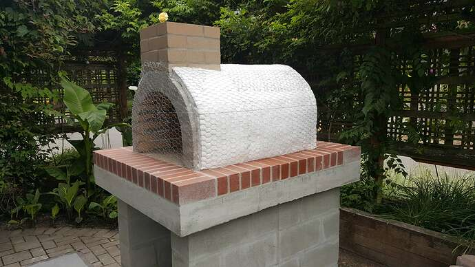 Wood Pizza Oven (17)