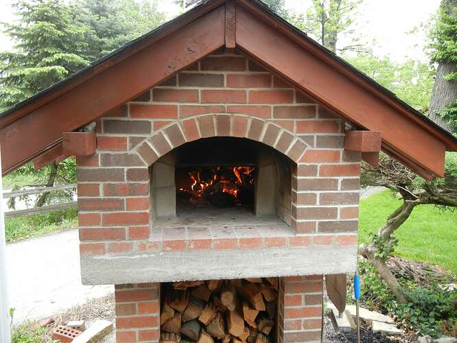 How To Build A Pizza Oven (16)