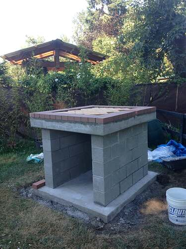 How To Build Pizza Oven (6)