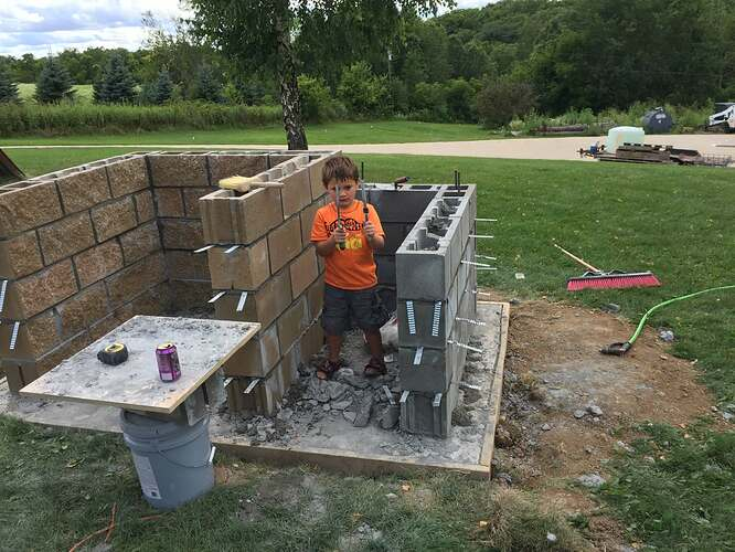 Build Your Own Outdoor Pizza Oven (7)