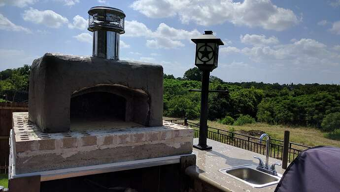 How To Make A Pizza Oven (36)